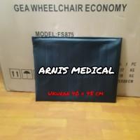 "jok kursi roda "" 40 × 45 cm "" sparepart kursi roda"