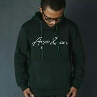 Hoodie Baju hangat Aye&Co. keren