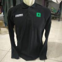Kaos/Polo shirt/Tshirt Kerah lengan panjang Consina Outdoor