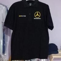 Kaos/Polo shirt/Tshirt Kaos Mercedes Benz Sport