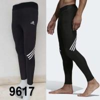 Celana Legging Sport Panjang Cowok Pria GRADE ORI ADIDAS baselayer