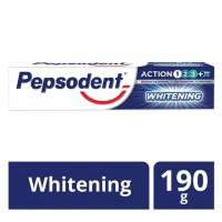 Pepsodent Action 123 Pasta Gigi Whitening 190G