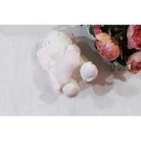 190201FL Toys + Blanket Pink 73x76cm CLBL53 07170276