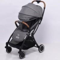 Violi Stroller Auto Fold Grey 06440003