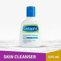 CETAPHIL GENTLE SKIN CLEANSER 125ml PEMBERSIH WAJAH ORIGINAL CANADA