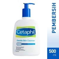 CETAPHIL GENTLE SKIN CLEANSER 500ml PEMBERSIH WAJAH ORIGINAL CANADA