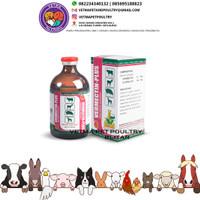 VERMECTIN PLUS 100 ml - Ivermectin 1% + Clorsulon 10% ivomec