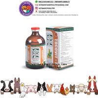 TOCOVIT S TOCOVIT-S 100 ml - Vitamin E 8% + Selenium Injeksi Vapco
