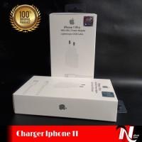 Charger Iphone 18W Kabel Data Usb C To Lightning Iphone 11 PD Original