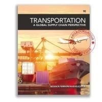 BUKU Transportation a Global Supply Chain Perspective 9e by Novack 9