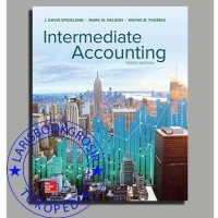 Intermediate Accounting 10th Tenth Edition by Spiceland 10