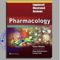 Lippincott illustrated reviews pharmacology seventh edition whalen 7