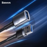 BASEUS CAFULE USB EXTENSION USB 3.0 MALE TO USB 3.0 FEMALE KABEL DATA