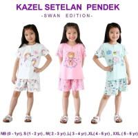 Kazel Piyama Girl Swan Edition / Piyama Perempuan