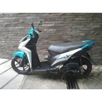 Jual Motor Yamaha Mio S 125 - 1000an km - Beli baru July 2018 - Umur M