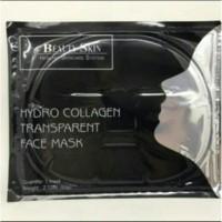 BEAUTY SKIN Collagen Facial Mask Transparant BPOM Original