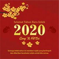 [INFO] Libur Tahun Baru Imlek 2020 / 25 Januari 2020