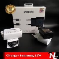 Charger Samsung 25W Kabel Data Usb C To C Fast Charging Original