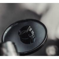 Cincin Pria - KNIGHT BLACK *Glossy*