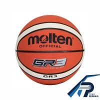 Bola Basket Molten GR3 Orange ( Outdoor )