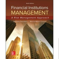 FINANCIAL INSTITUTIONS MANAGEMENT 9TH NINTH EDITION ANTHONY SAUNDERS