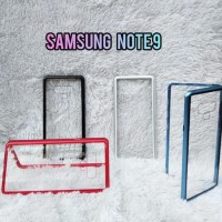Note9 Case 2In1 Magnetic Magnet Glass Samsung Note 9 Note 9 Harga