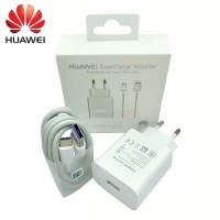Charger Huawei SuperCharge Kabel Data Huawei Usb Type C 5A Original