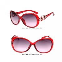 Kacamata Hitam Mewah UV400 untuk Wanita