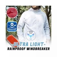Men s Women Casual Jackets Windproof Ultra-Light Rainproof Windbreaker