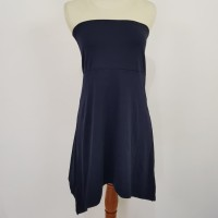 Navy Mini Dress Import 14075