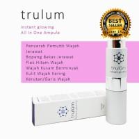 pemutih wajah herbal Alami Import Trulum Instant Glowing tester 15 ml