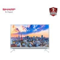 Sharp LED TV 40 inch 40SA5100i Putih Garansi Resmi