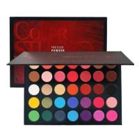 Beauty glazed color studio eyeshadow palette 35 color original