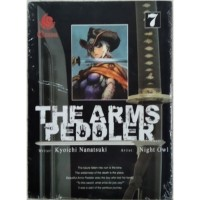 Komik The Arms Peddler ORI segel