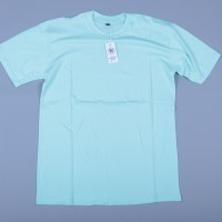 Kaos Polos Cotton Combed 30s Premium Biru Minz S M L XL XXL