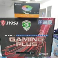 MSI B360 GAMING PLUS (1151) - 2ND