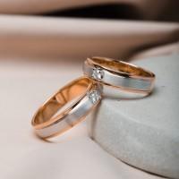 sepasang cincin kawin murah terbaru