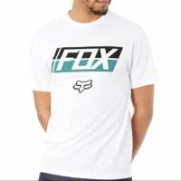 Kaos/Polo shirt/Tshirt Fox Logo Sport