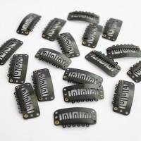 WCLP wig clip 3.2 cm X 5 cm cantolan klip jepit wig rambut palsu thumbnail