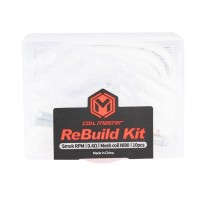 Coil Master RBK Smok RPM 0.4 Ohm 100% Authentic - Rebuild Kit Smok RPM