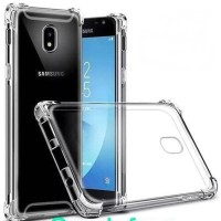 Samsung Galaxy A71 Jelly Case Bening Anti Crack Mika Fuze