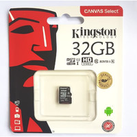 Micro SD Kingston 32gb microSDHC 32gb Up To 80MB/s