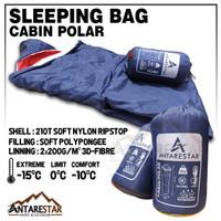 Sleeping Bag Cabin Polar Bahan Lebih Tebal SB POLAR