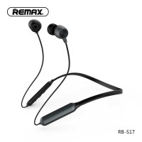 Remax Sport Bluetooth Earphone RB S17 - Hitam