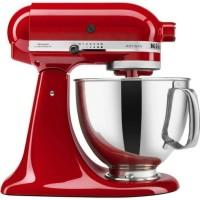KitchenAid Artisan Stand Mixer 5KSM150PS-CA Candy Apple Garansi Resmi