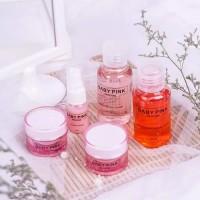 Cream Babypink Skincare Paket Whitening Series AMAN 100% RESMI BPOM
