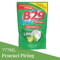 B29 Dishwash 800ml - Lime / Sabun Pencuci Piring