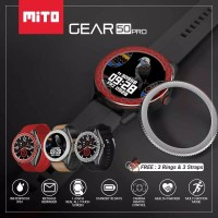 Smart Watch MITO GEAR 50 PRO - Garansi Resmi