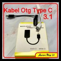 Kabel OTG Type C (Konektor USB Tipe C)