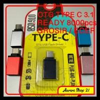 OTG Type C To USB Port OTG Plug Connector